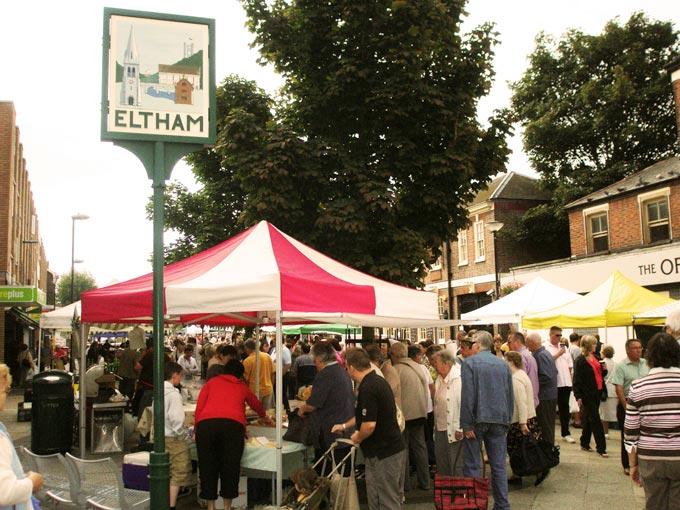 Eltham Market