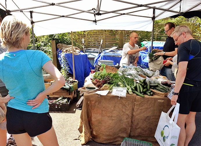 Kentish Town Farmers' Market