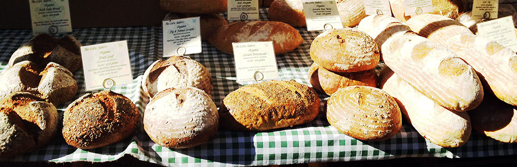 Bread at Lewisham Farmers' Market