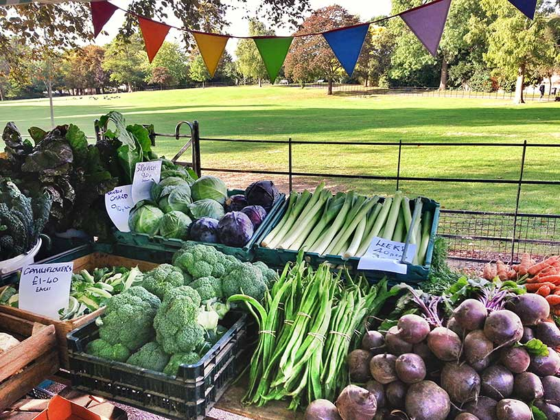 Lewisham - Manor House Gardens Farmers Market