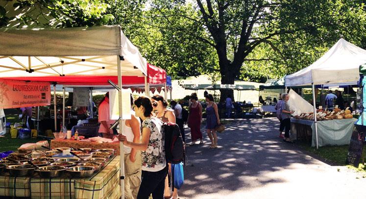 Lewisham - Telegraph Hill Market