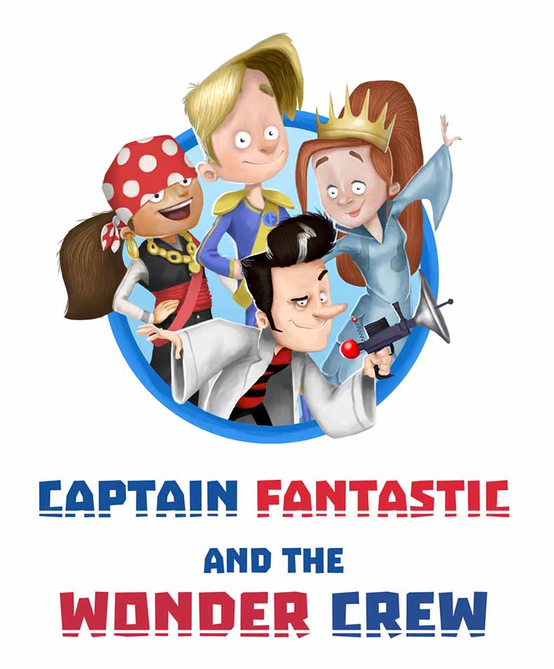 Captain Fantastic comes to Alexandra Palace Farmers' Market!
