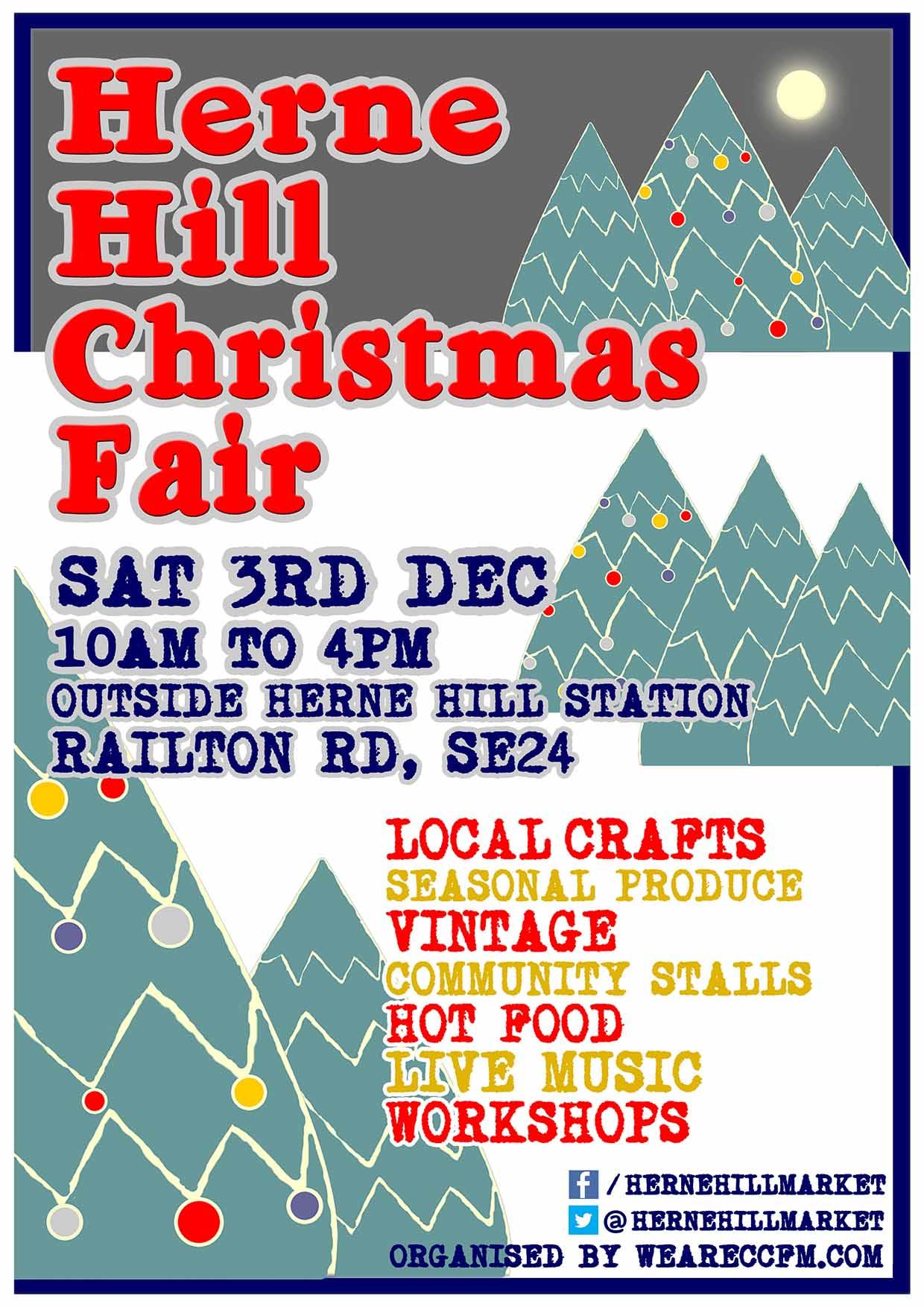 Herne Hill Christmas Market