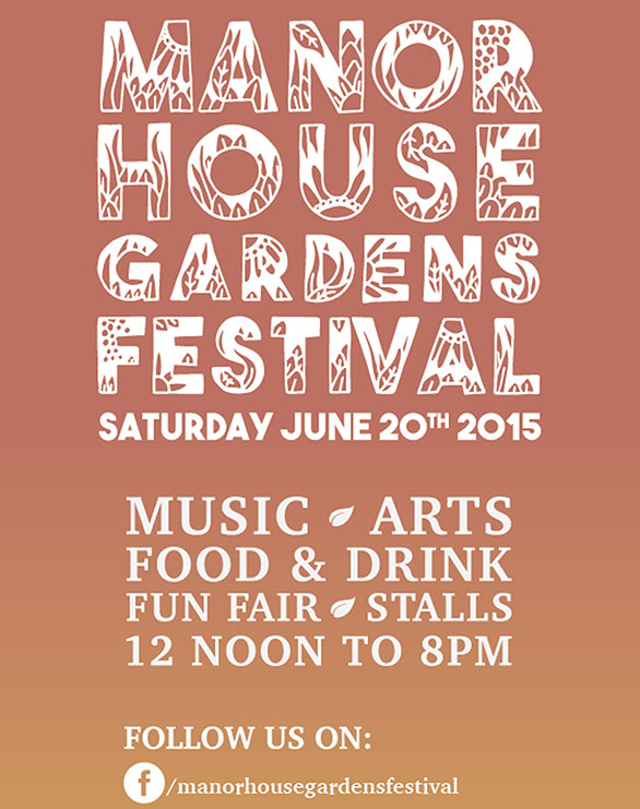 Manor House Gardens Festival
