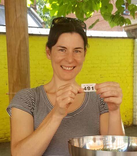 Wendell Park Market raffle winner