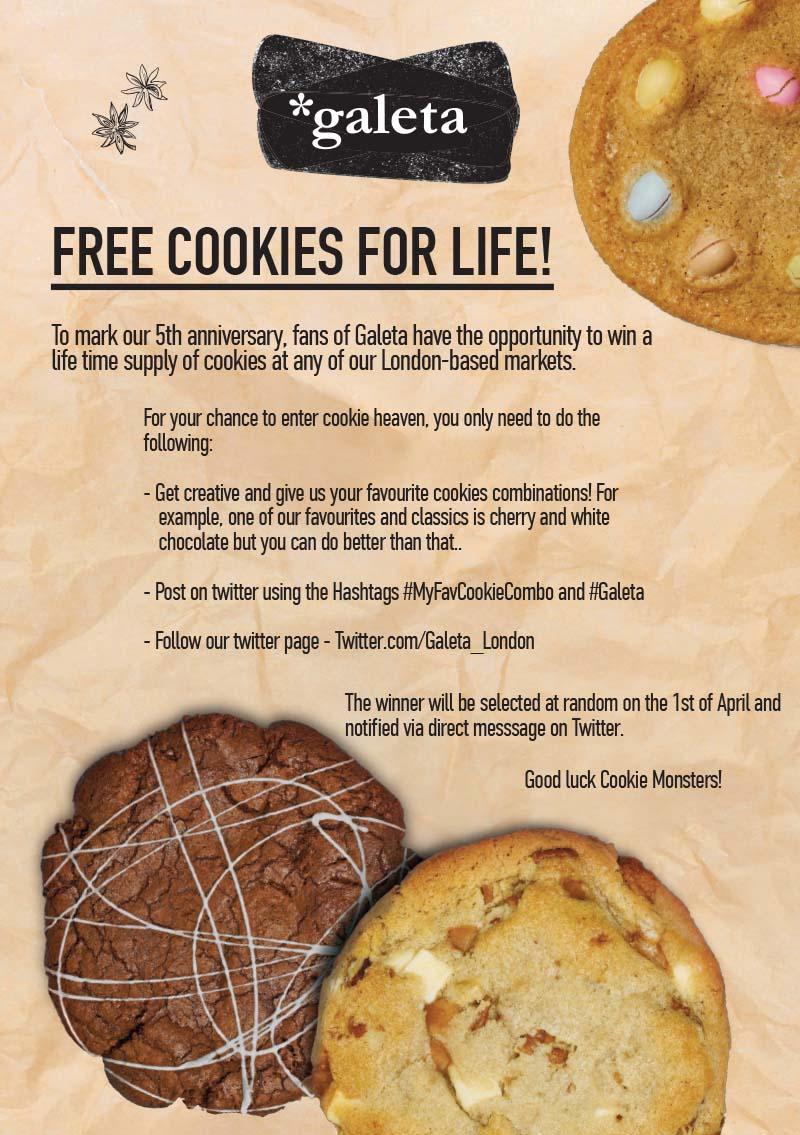 Free Cookies!
