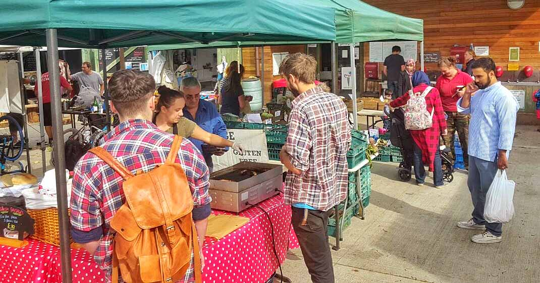 Stepney Farmers' Market